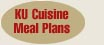KU Cuisine Meal Plans